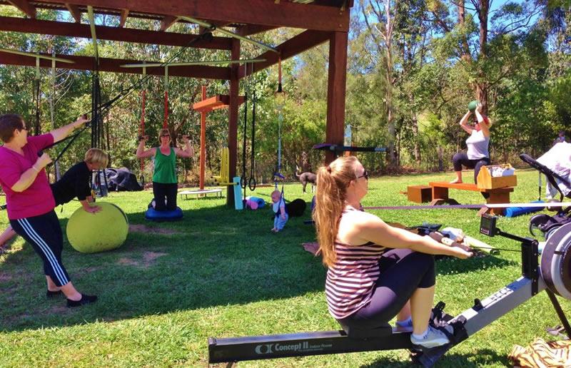 Friday Training at Timber Gym