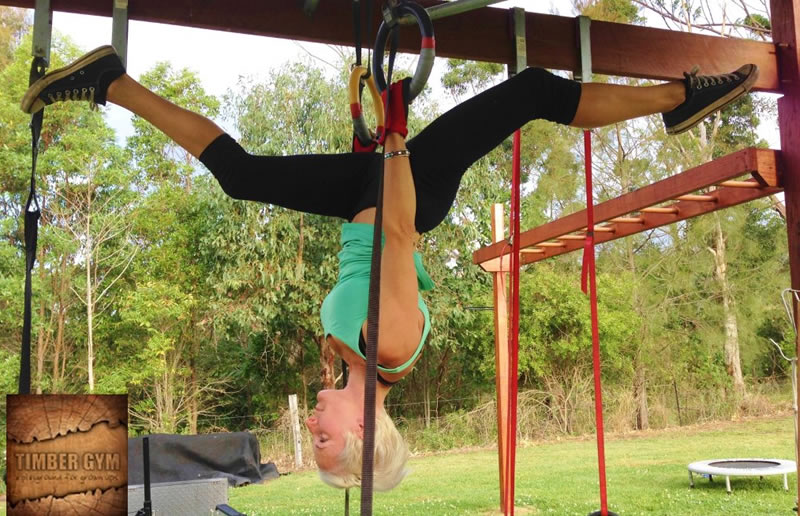 Saturday Training at Timber Gym