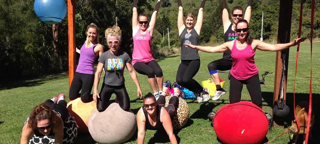 Timber Gym Members